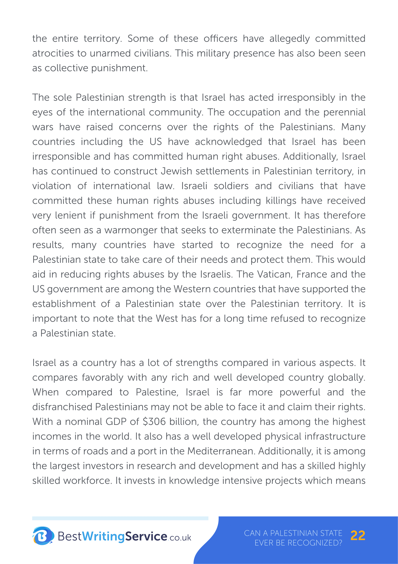 Essay on criminalisation of politics
